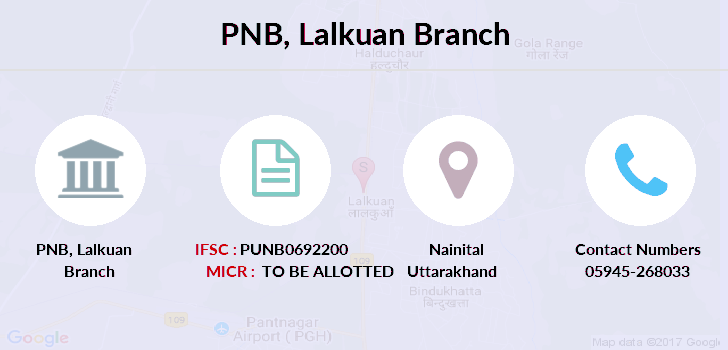 Punjab-national-bank Lalkuan branch
