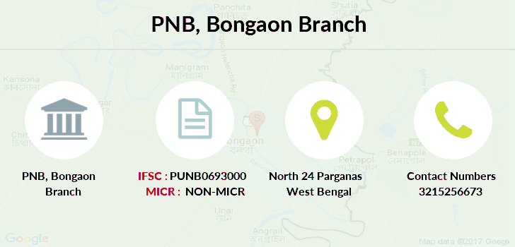 Punjab-national-bank Bongaon branch