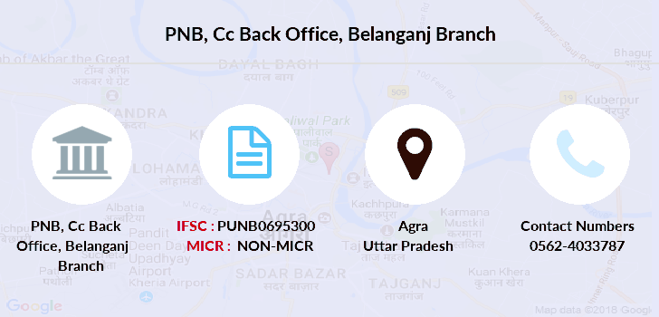 Punjab-national-bank Cc-back-office-belanganj branch
