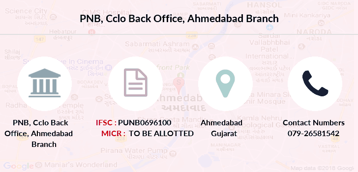 Punjab-national-bank Cclo-back-office-ahmedabad branch