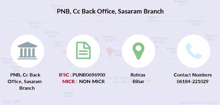 Punjab-national-bank Cc-back-office-sasaram branch