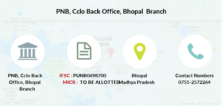 Punjab-national-bank Cclo-back-office-bhopal branch