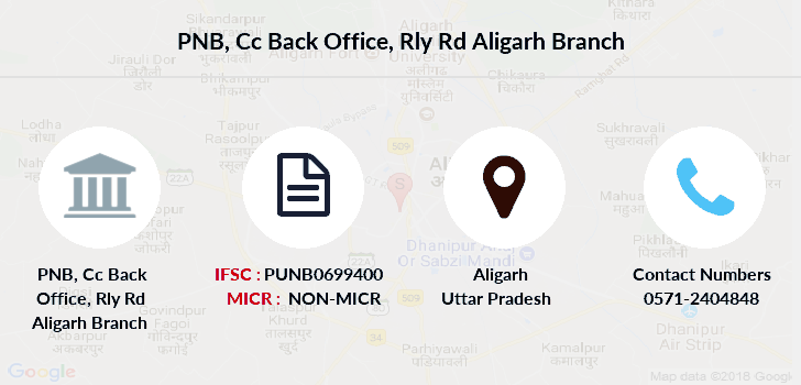 Punjab-national-bank Cc-back-office-rly-rd-aligarh branch