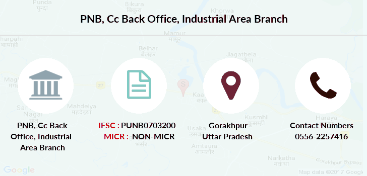 Punjab-national-bank Cc-back-office-industrial-area branch