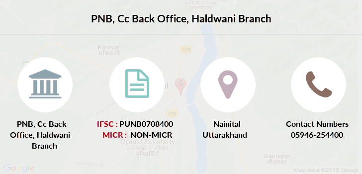 Punjab-national-bank Cc-back-office-haldwani branch