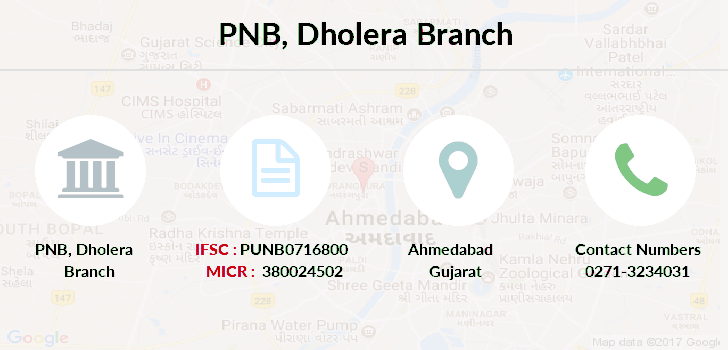 Punjab-national-bank Dholera branch