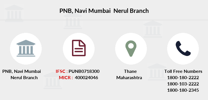 Punjab-national-bank Navi-mumbai-nerul branch