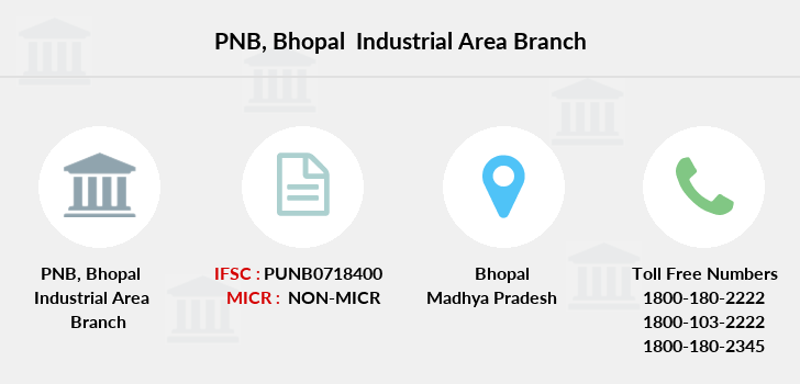Punjab-national-bank Bhopal-industrial-area branch