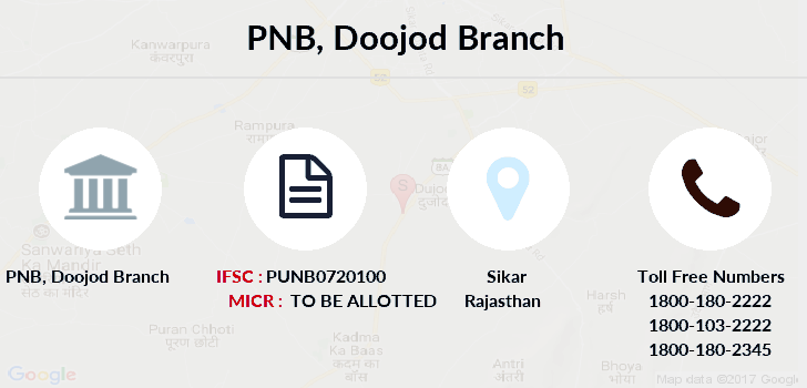 Punjab-national-bank Doojod branch