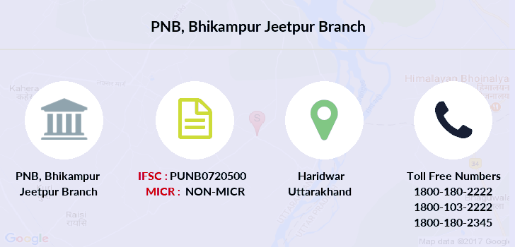 Punjab-national-bank Bhikampur-jeetpur branch