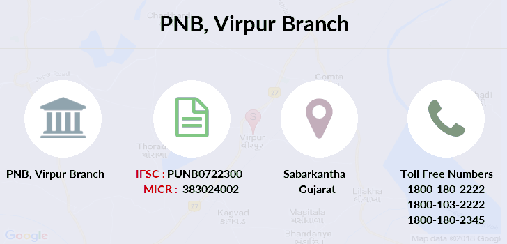 Punjab-national-bank Virpur branch