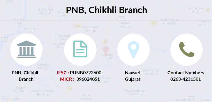 Punjab-national-bank Chikhli branch