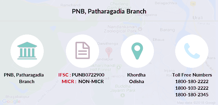 Punjab-national-bank Patharagadia branch