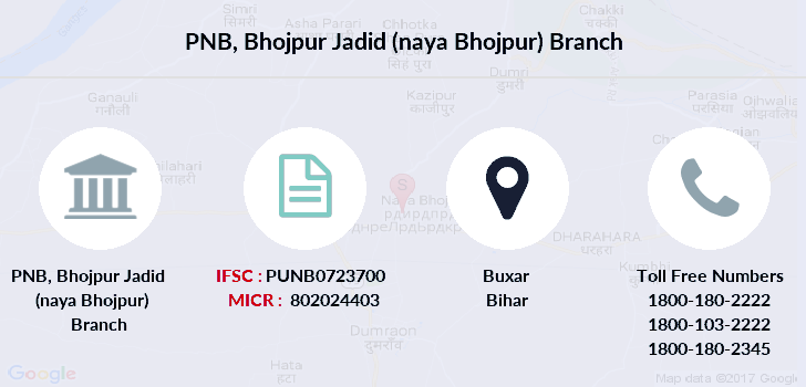 Punjab-national-bank Bhojpur-jadid-naya-bhojpur branch