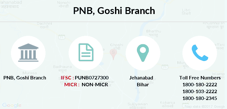 Punjab-national-bank Goshi branch