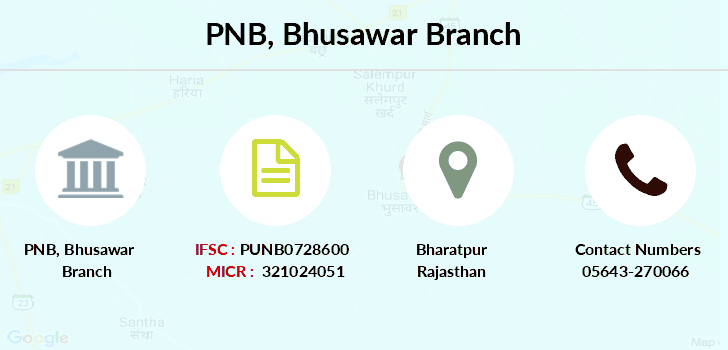Punjab-national-bank Bhusawar branch