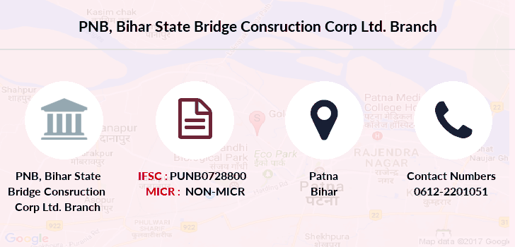 Punjab-national-bank Bihar-state-bridge-consruction-corp-ltd branch
