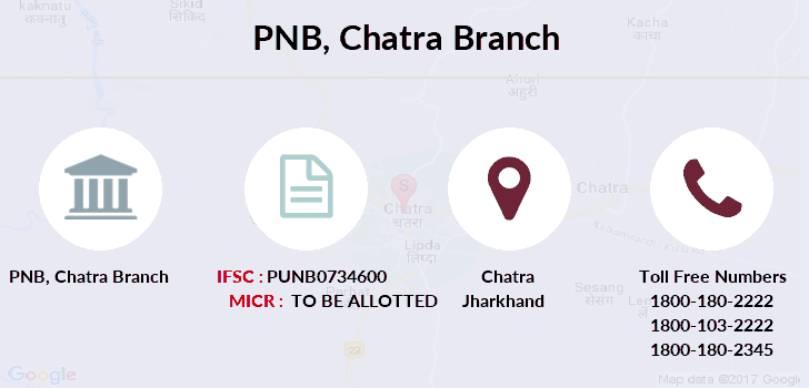 Punjab-national-bank Chatra branch