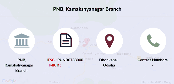 Punjab-national-bank Kamakshyanagar branch