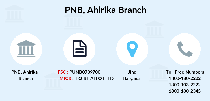 Punjab-national-bank Ahirika branch