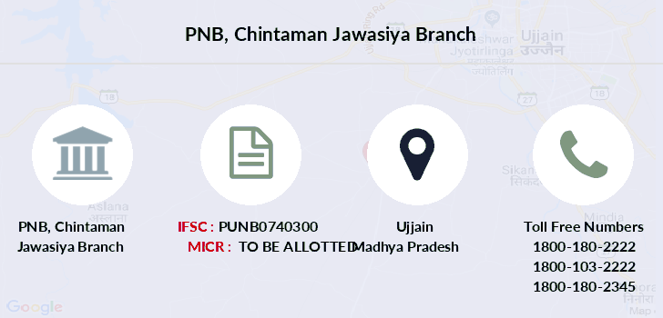 Punjab-national-bank Chintaman-jawasiya branch