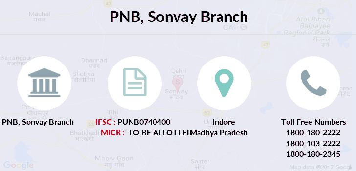 Punjab-national-bank Sonvay branch