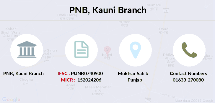 Punjab-national-bank Kauni branch