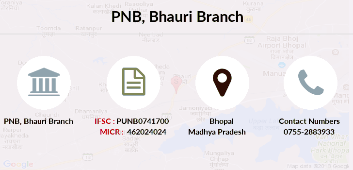 Punjab-national-bank Bhauri branch