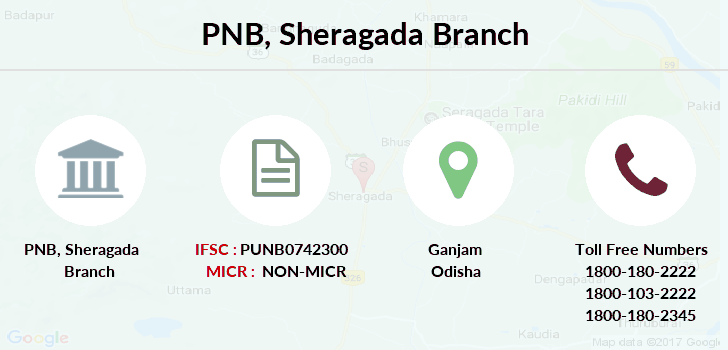 Punjab-national-bank Sheragada branch