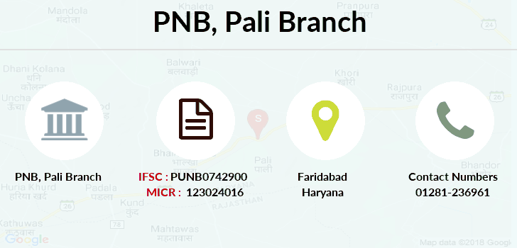 Punjab-national-bank Pali branch