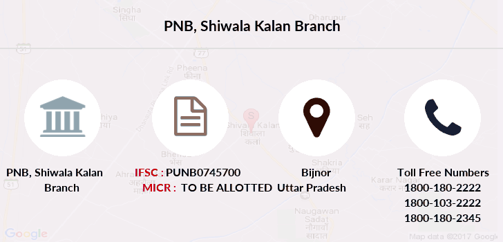 Punjab-national-bank Shiwala-kalan branch