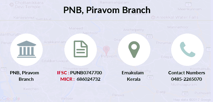 Punjab-national-bank Piravom branch