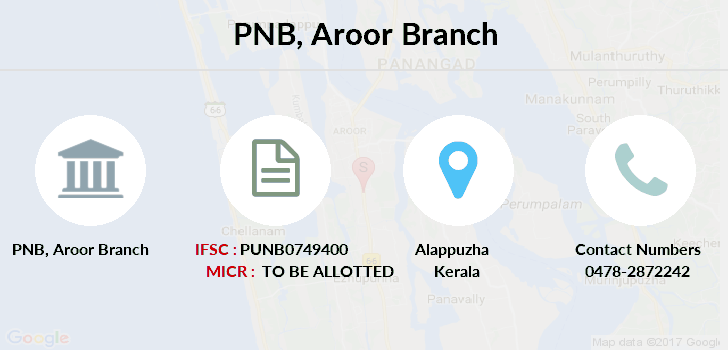 Punjab-national-bank Aroor branch