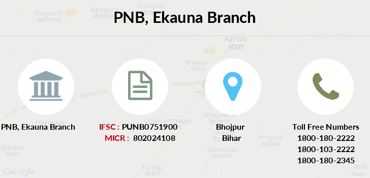 Punjab-national-bank Ekauna branch