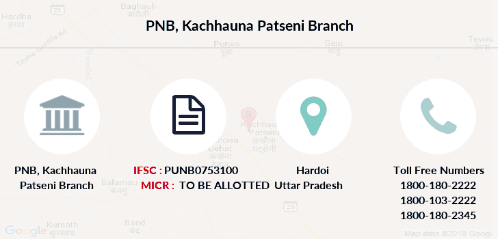 Punjab-national-bank Kachhauna-patseni branch