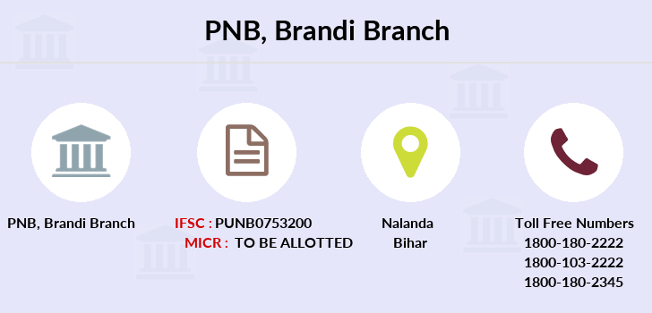 Punjab-national-bank Brandi branch
