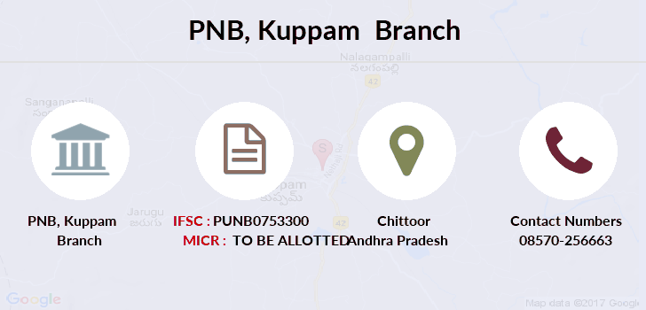 Punjab-national-bank Kuppam branch