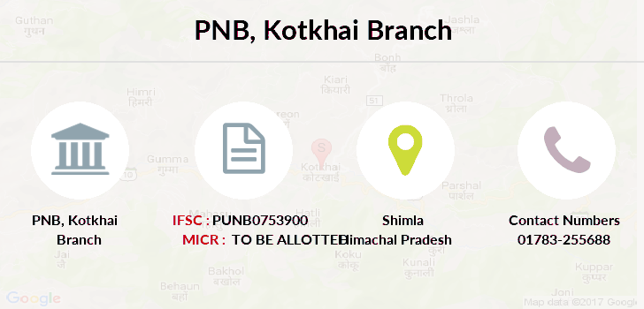 Punjab-national-bank Kotkhai branch