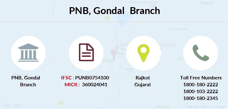 Punjab-national-bank Gondal branch
