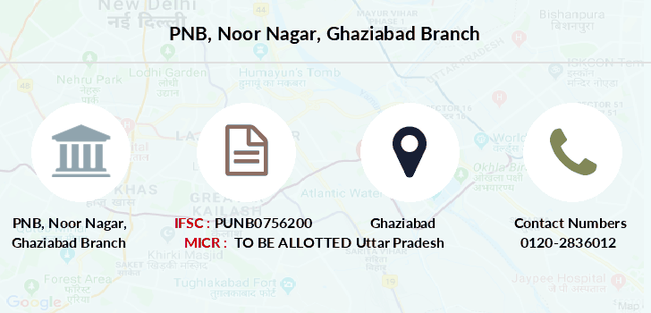 Punjab-national-bank Noor-nagar-ghaziabad branch