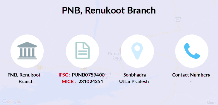 Punjab-national-bank Renukoot branch