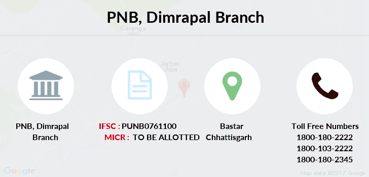 Punjab-national-bank Dimrapal branch