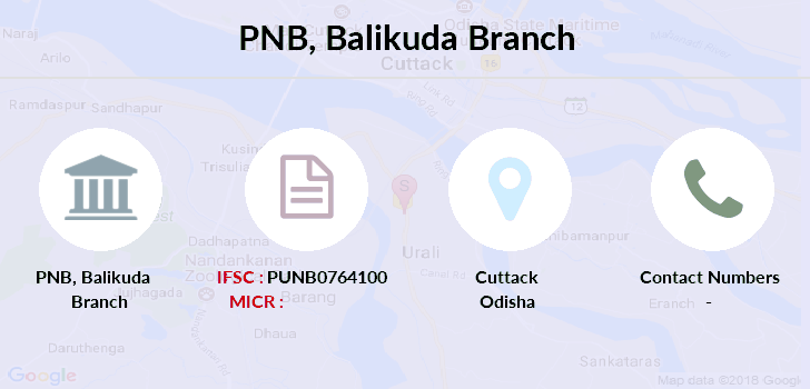 Punjab-national-bank Balikuda branch