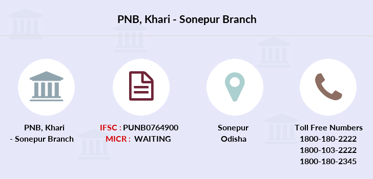 Punjab-national-bank Khari-sonepur branch