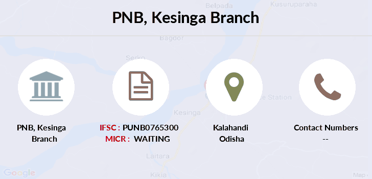 Punjab-national-bank Kesinga branch