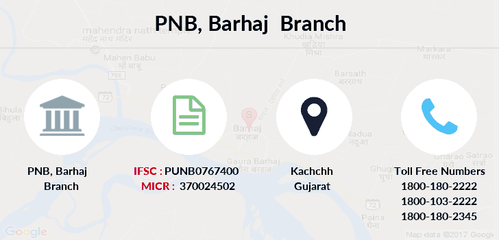 Punjab-national-bank Barhaj branch