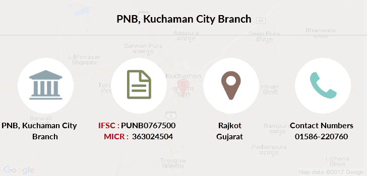 Punjab-national-bank Kuchaman-city branch