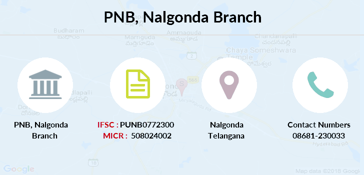 Punjab-national-bank Nalgonda branch