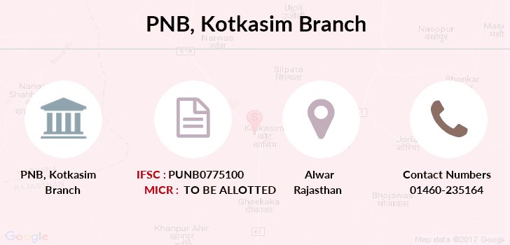 Punjab-national-bank Kotkasim branch