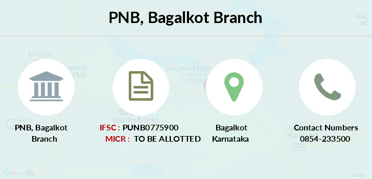 Punjab-national-bank Bagalkot branch